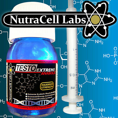 Testo Extreme Anabolic -Strongest Legal Testosterone Muscle Booster Bodybuilding