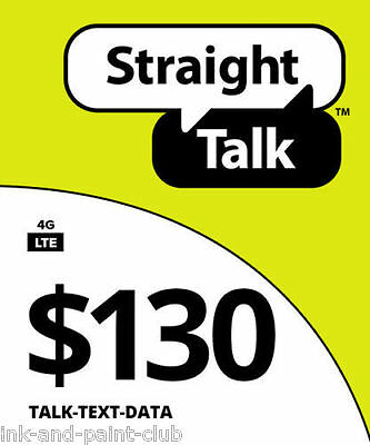 Straight Talk Refill Card 90 Day Unlimited Talk Text Data Genuine #1 Top Up