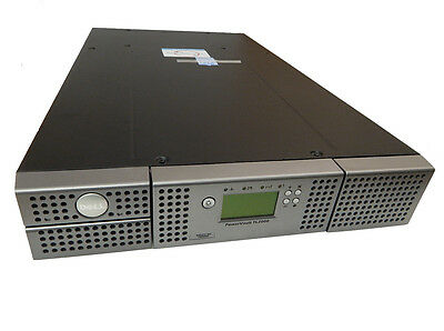 Dell PowerVault TL2000 Chassis No Drive HP780