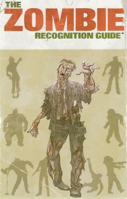 The Zombie Recognition Guide Tpb (Antarctic Press) New