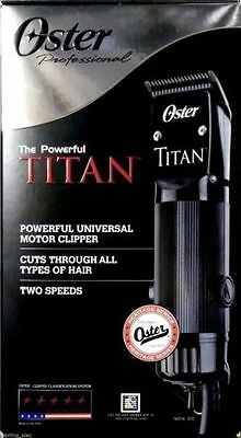 Oster Titan 2 Speed Clippers 76076-310
