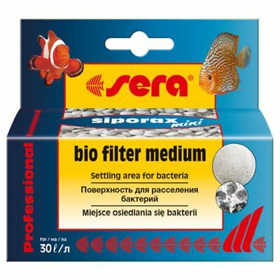 Sera Siporax Mini Professional 35g Aquarium Filter Media In Net Bag