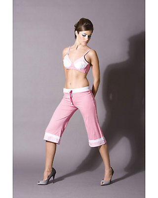 Morris Costumes Cropped Pants Coral Large. SV7188CLG