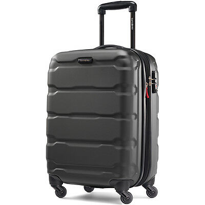 "Samsonite Omni Hardside Luggage 20"" Spinner - Black (68308-1041)"