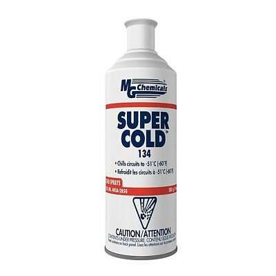 MG Chemicals 403A-400G 134A Super Cold Spray 400g (14 Oz) Aerosol Can NEW!!!