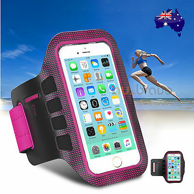 Sports Gym Armband Arm Case Running Jogging Exercise for Apple iPhone 6s/ 6