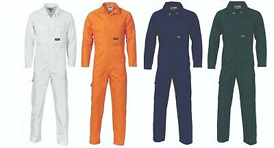 Cotton Drill Coverall Work Wear- DNC 3101