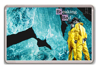 Breaking Bad Crystal Meth Fridge Magnet Iman Nevera