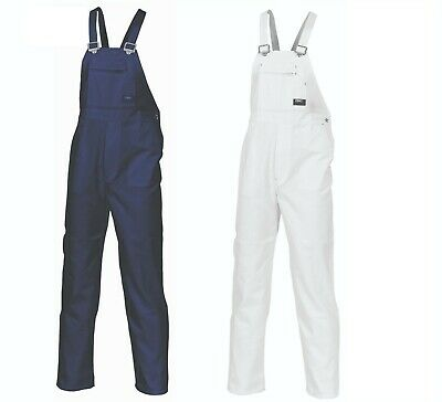 Cotton Drill Bib And Brace Overall Work Wear- DNC 3111