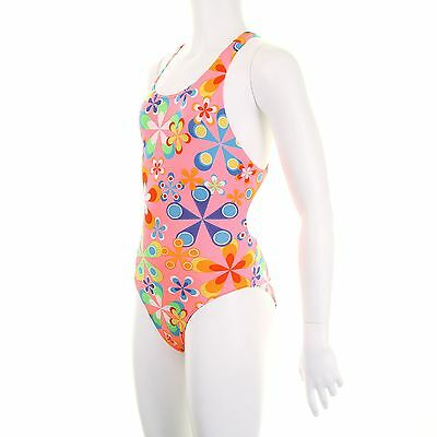 MARU Spiro Pacer Rave Back Girls Swimsuit Costume REDUCED!! (101270)