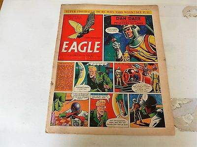 EAGLE Comic - Year 1954 - Vol 5 - No 44 - Date 29/10/1954 - UK Paper Comic