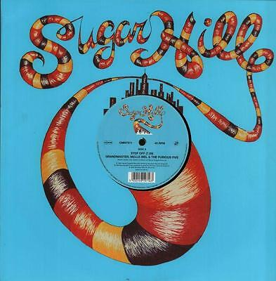 "Grandmaster & Melle Mel(12"" Vinyl)Step Off-Sugar Hill-CMNT971-UK-2004-M/M"