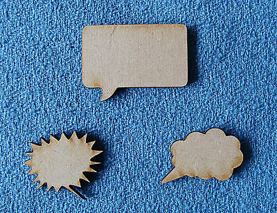 fab for crafting 1 x Beach Huts 15cms Etched Wooden MDF Bunting