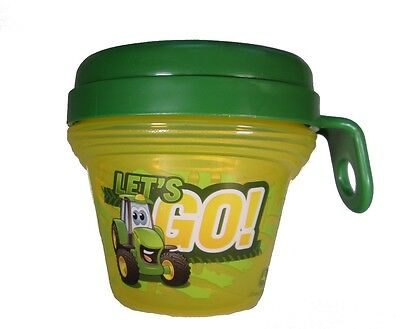 John Deere Childrens Snack Container - TBEKY10093