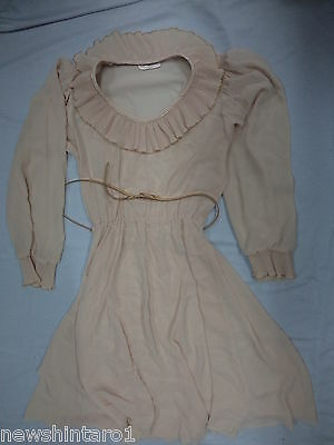 #ll2. Retro Lady's Dress & Belt, Size 12