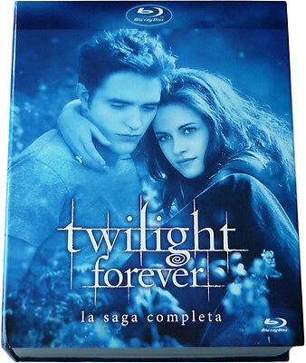 Twilight Forever - Cofanetto Saga Twilight - Edizione Limitata (10 Blu-Ray)