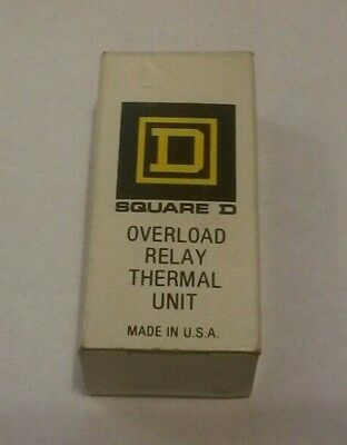 New in Box Square D Overload Relay A3.61