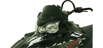 Cobra 11.5 Black Windshield Polaris RMK/Shift/Switchback 2007-2011