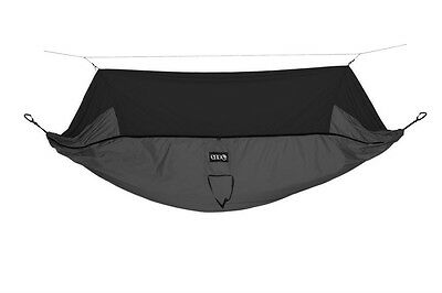 Eagles Nest Outfitters ENO JungleNest Hammock Charcoal Grey