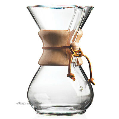 Chemex Classic 6 Cup CM-6A Coffee Maker - Authorized Reseller
