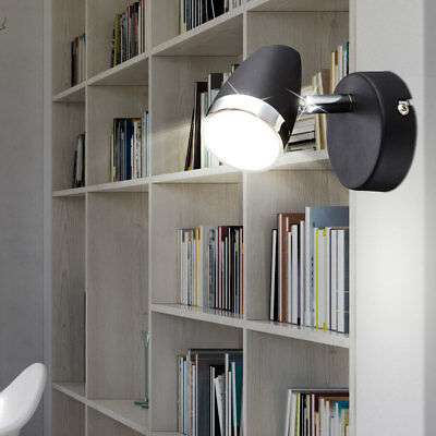 luxus led wand leuchte esszimmer strahler luftblasen lampe chrom eek a wofi eur 18 80. Black Bedroom Furniture Sets. Home Design Ideas