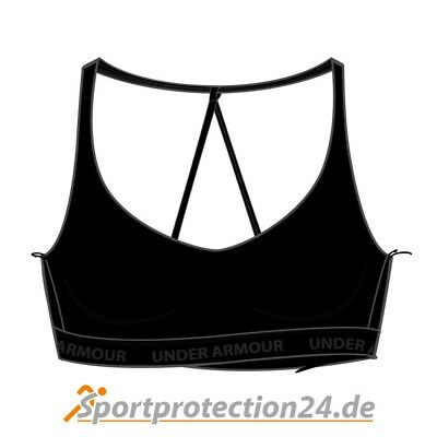 Under Armour Sport-BH HeatGear® Alpha Light Bra - Sport-Top - Sport-Shirt Damen