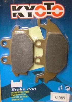 ADLY 320S Quad 2008 Kyoto Semi-Metal Front Brake Pads