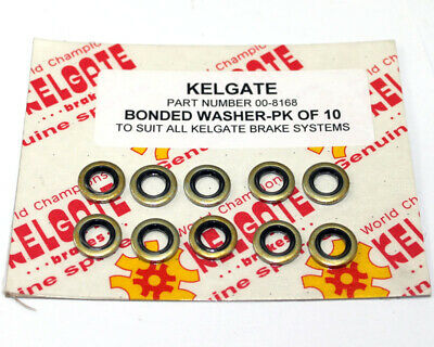 Bonded Washer For Kelgate Brake x 10 Go Kart Karting Race Racing