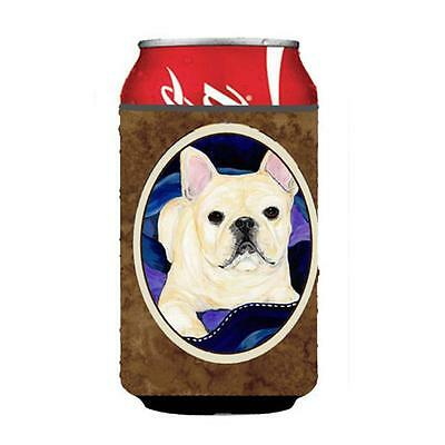 Carolines Treasures SS8126CC French Bulldog Can Or Bottle Hugger 12 oz.
