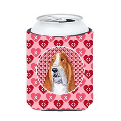 Carolines Treasures SS4528CC Basset Hound Can Or bottle sleeve Hugger