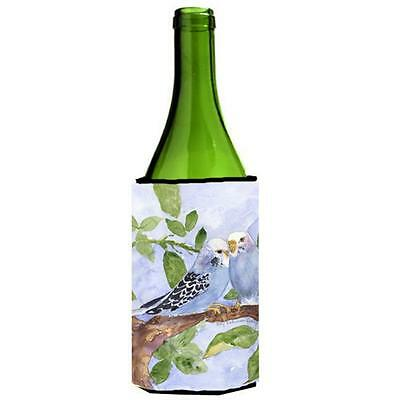 Carolines Treasures KR9005LITERK Bird Budgie Wine Bottle Hugger 24 oz.