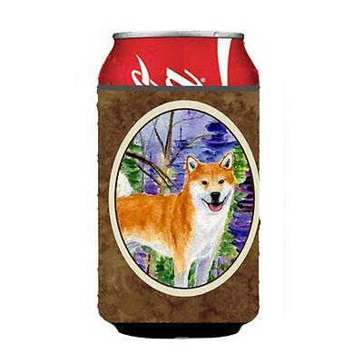 Carolines Treasures SS8629CC Shiba Inu Can Or bottle sleeve Hugger