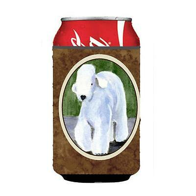 Carolines Treasures SS8683CC Bedlington Terrier Can Or bottle sleeve Hugger