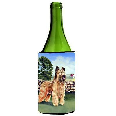 Carolines Treasures 7003LITERK Briard Wine Bottle Hugger 24 oz.