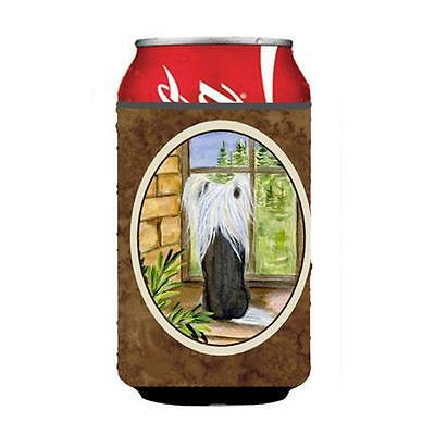 Carolines Treasures SS8121CC Chinese Crested Can Or Bottle Hugger 12 oz.