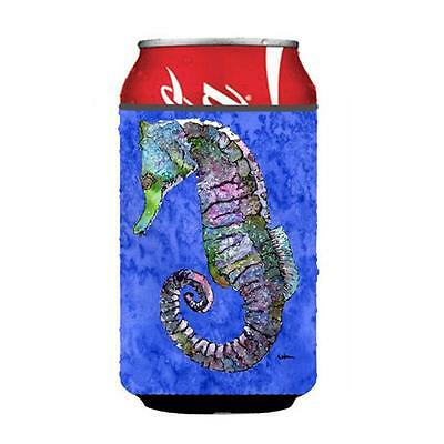 Carolines Treasures 8639CC Seahorse Can Or bottle sleeve Hugger 12 oz.