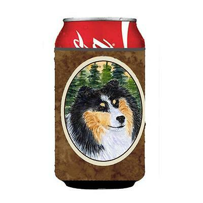 Carolines Treasures SS8140CC Sheltie Can Or bottle sleeve Hugger 12 oz.