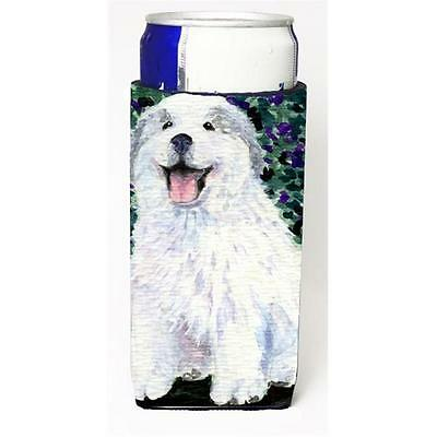Carolines Treasures SS8856MUK Great Pyrenees Michelob Ultra s for slim cans • AUD 47.47