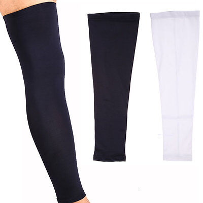 1Pc Basketball Sports Leg Sleeve Knee Protective Compression Calf Stretch Brace