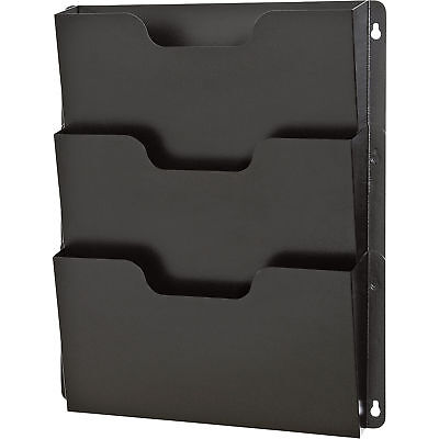 Sandusky Buddy Triple Wall Pocket File, Model# 5210- 4