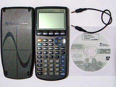 Texas Instruments TI-83 Graphing Calculator TI83