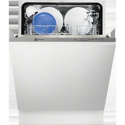 Electrolux ESL6211LO Built-in Fully Integrated 60cm A Rate Electronic Dishwasher