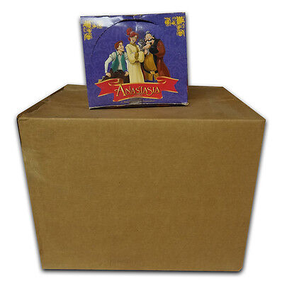 Disney Anastasia 20 Unopened Packs Box Complete Case Great for Gift! Free Ship!