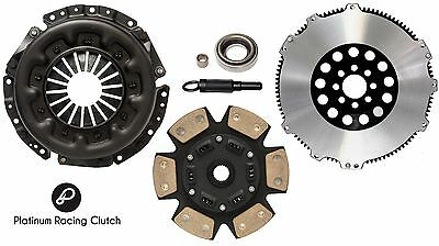 PRC STAGE 3 CLUTCH KIT+RACE CHROMOLY FLYWHEEL fits NISSAN SILVIA SR20DET SWAP