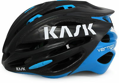Kask Vertigo 2.0 Road Bike Helmet Black/blue 2015