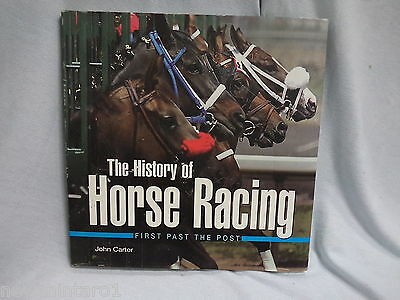 #yy.  Large  Book - The History Of Horse Racing