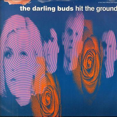 "The Darling Buds(12"" Vinyl P/S)Hit The Ground-Epic-BLOND T2-UK-VG/VG"