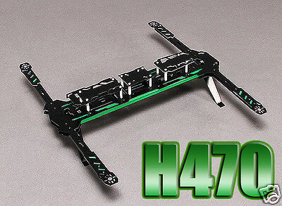 Pyramid H470 Multi-Rotor Quadcopter Frame - 470mm wide Folding Frame Kit - H470