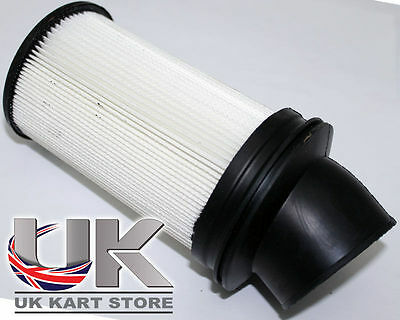 ASR / EVO Air Box Filter With Bent Connection UK KART STORE