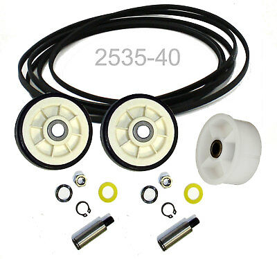 NEW DRYER REPLACEMENT REPAIR KIT (AP6007983 AP4008534 AP4373393) for Maytag